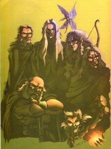 Peuples Elfiques